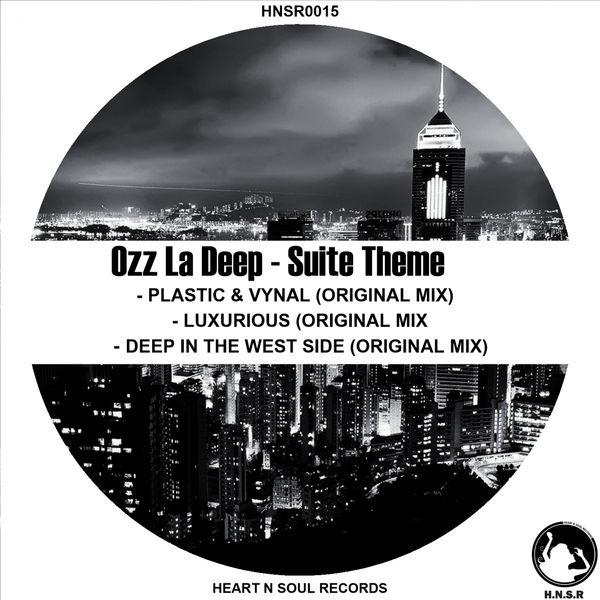 Album Suite Theme  EP, Ozz La Deep | Qobuz: download and