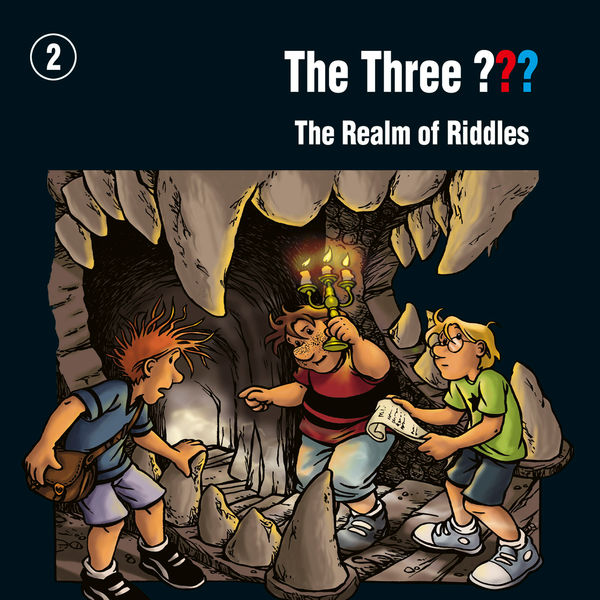 The Three ??? - 002/The Realm of Riddles