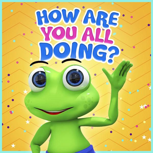 Cartoon Studio English - How Are You All Doing?