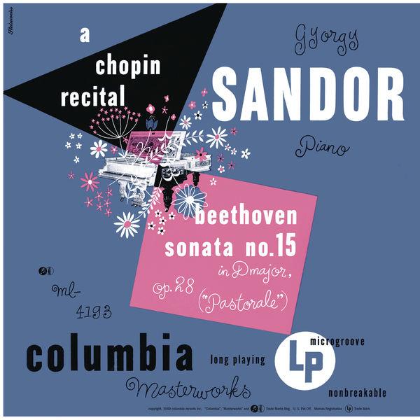 Gyorgy Sandor - Sándor Plays Chopin & Beethoven
