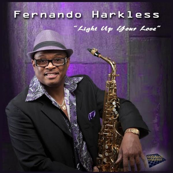 Fernando Harkless - Light up Your Love