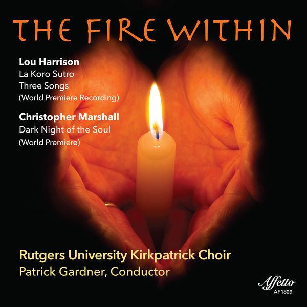 Rutgers Kirkpatrick Choir - Harrison & Marshall: Choral Works (Live)