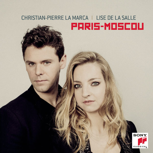 Christian-Pierre La Marca - Paris-Moscou