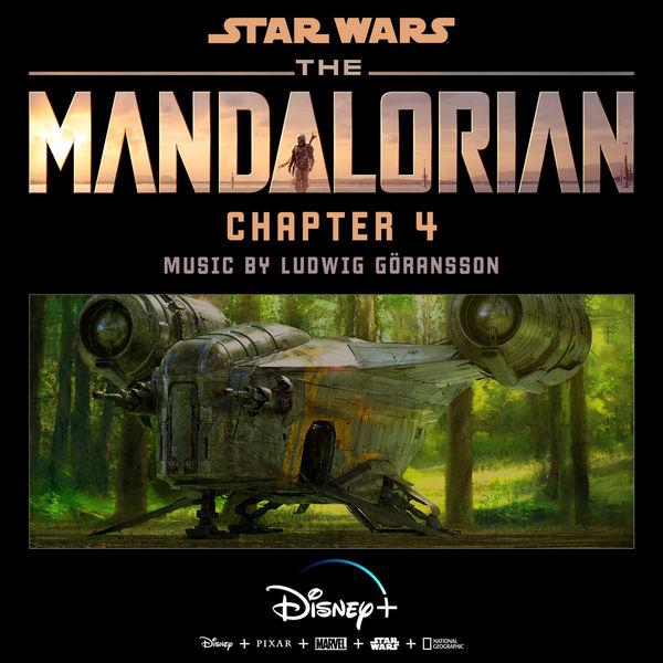 Ludwig Goransson - The Mandalorian: Chapter 4