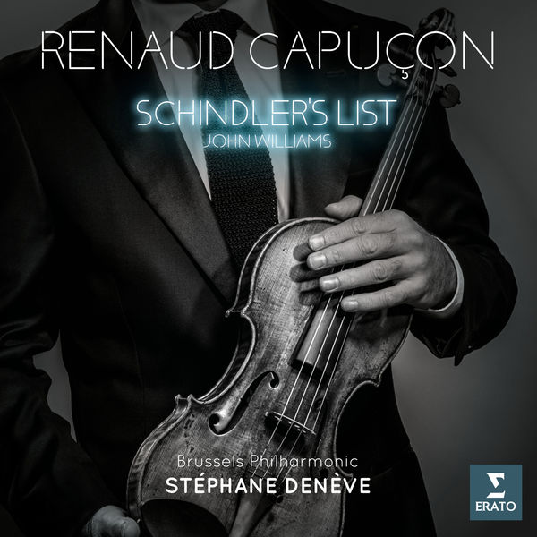 "Renaud Capuçon - Main Theme From ""Schindler's List"""
