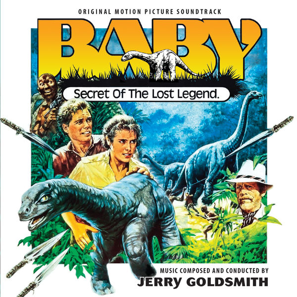 Jerry Goldsmith - Baby: Secret of the Lost Legend