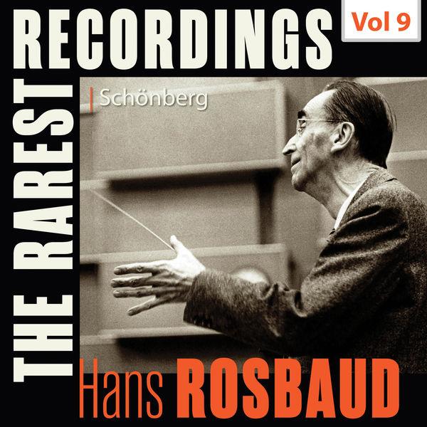 NDR Sinfonieorchester - Milestones of a Legend: Hans Rosbaud, Vol. 9