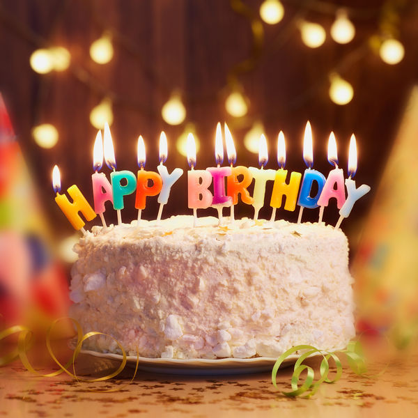 Selamat Ulang Tahun - Happy Birthday