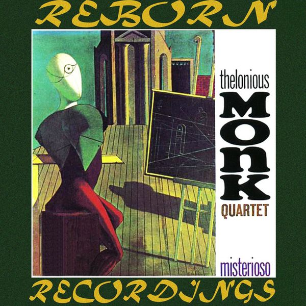 Thelonious Monk - Misterioso (HD Remastered)