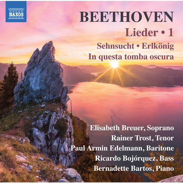 Ludwig Christoph Heinrich Holty - Beethoven: Lieder, Vol. 1