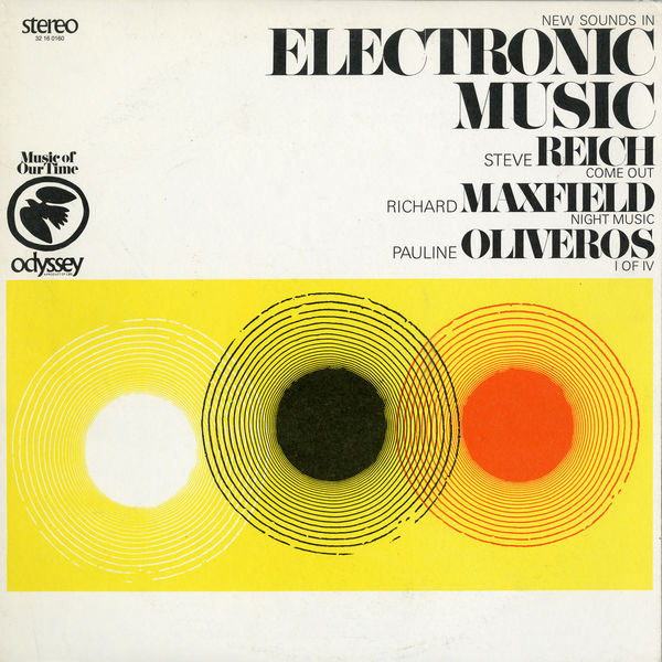 Steve Reich - New Sounds In Electronic Music