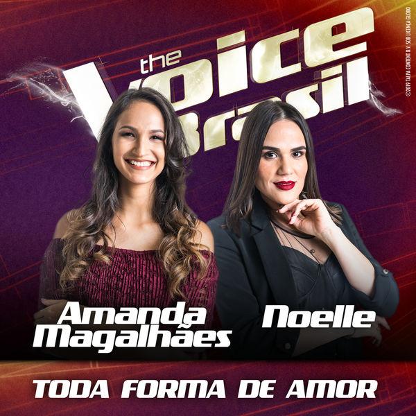 Amanda Magalhães - Toda Forma De Amor