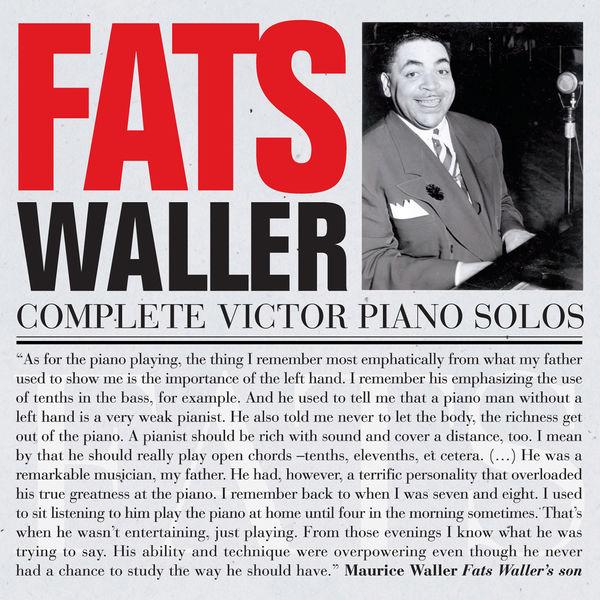 Fats Waller Complete Victor Piano Solos (Bonus Track Version)