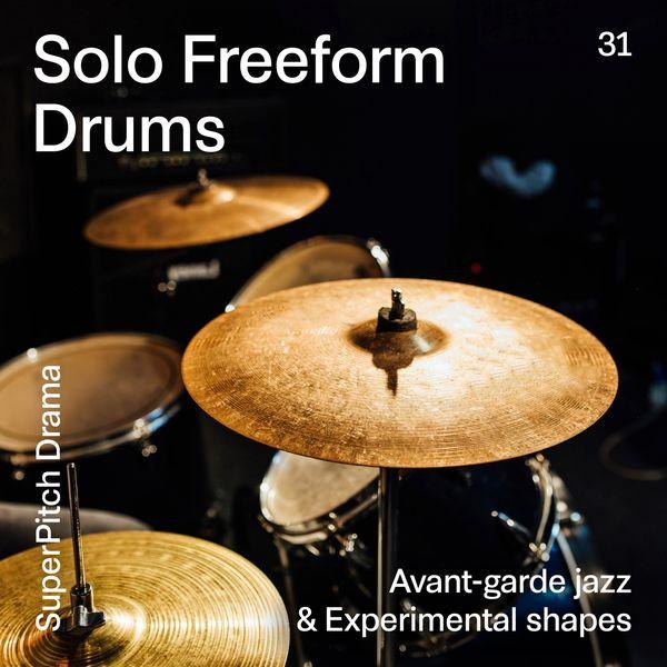 Alex Viudes - Solo Freeform Drums (Avant-Garde Jazz & Experimental Shapes)