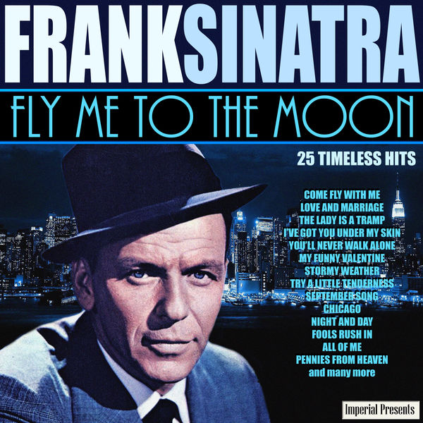 To moon the me fly Me to