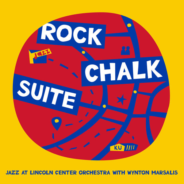 Jazz At Lincoln Center Orchestra - Rock Chalk Suite