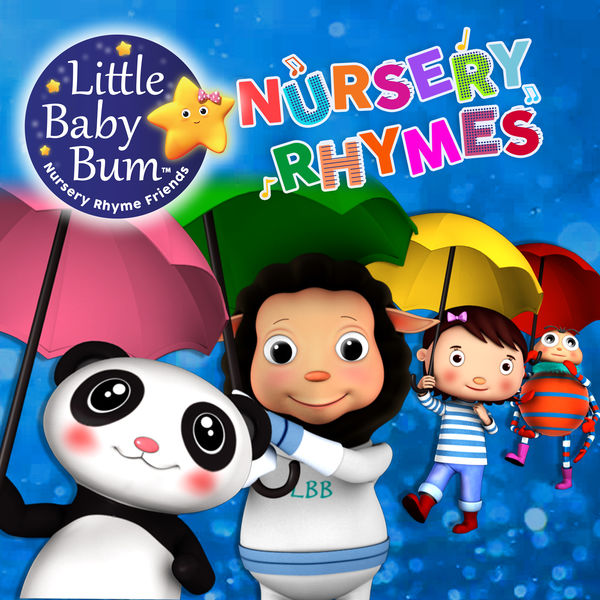 Little Baby Bum Nursery Rhyme Friends - Rain Rain Go Away