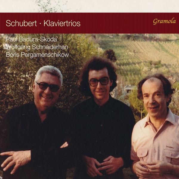 Paul Badura-Skoda - Schubert: Piano Trios Nos. 1 & 2
