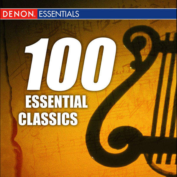 Various Artists - 100 Classical Essentials