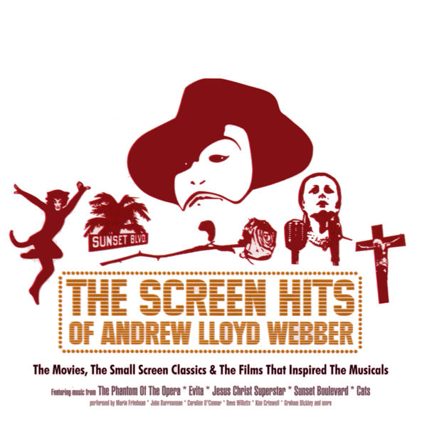 Various Artists - The Screen Hits of Andrew Lloyd Webber