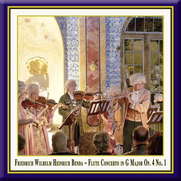 Jochen Baier - Benda: Flute Concerto in G Major, Op. 4 No. 1 (Live)