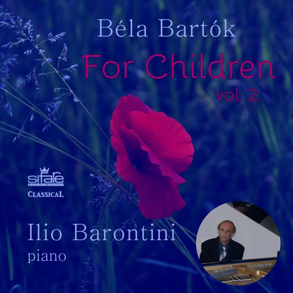 Ilio Barontini - Bartók: For Children, Vol. 2