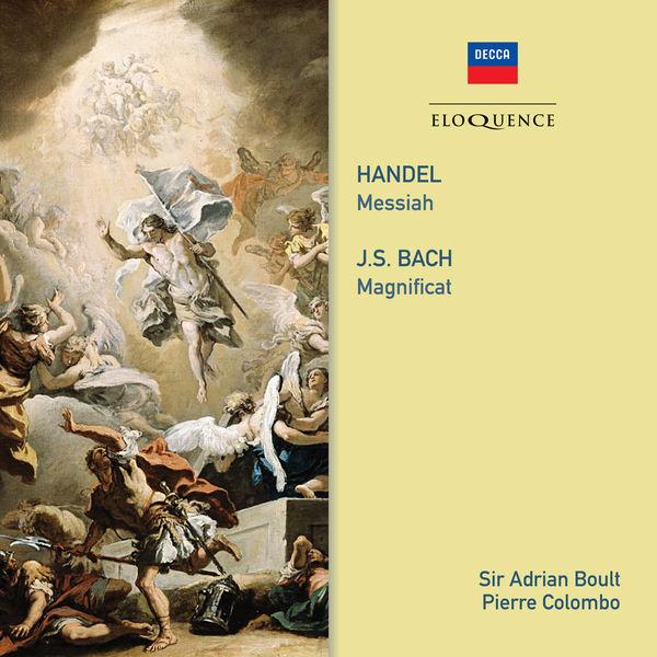 Various Artists - HANDEL: Messiah. BACH: Magnificat.