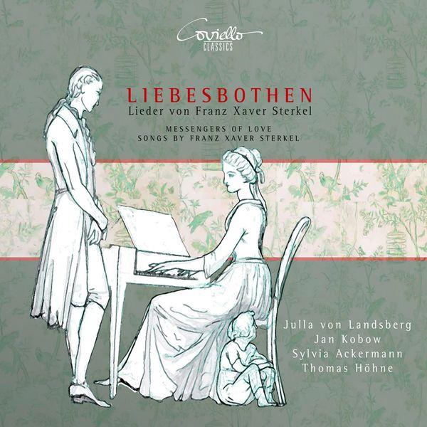 Jan Kobow, Julla von Landsberg, Sylvia Ackermann, Thomas Höhne - Liebesbothen