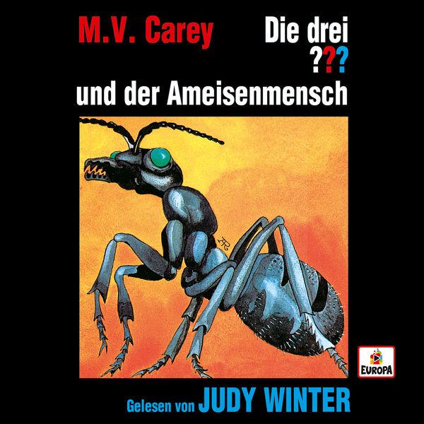 Die Drei ??? - Judy Winter liest...und der Ameisenmensch