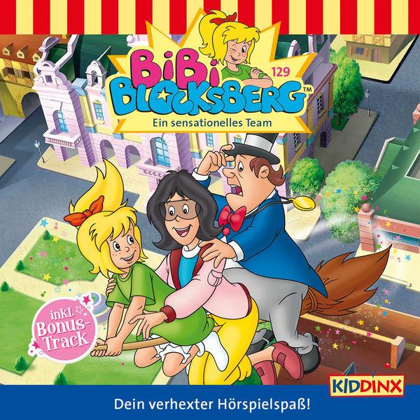 Bibi Blocksberg - Folge 129: Ein sensationelles Team