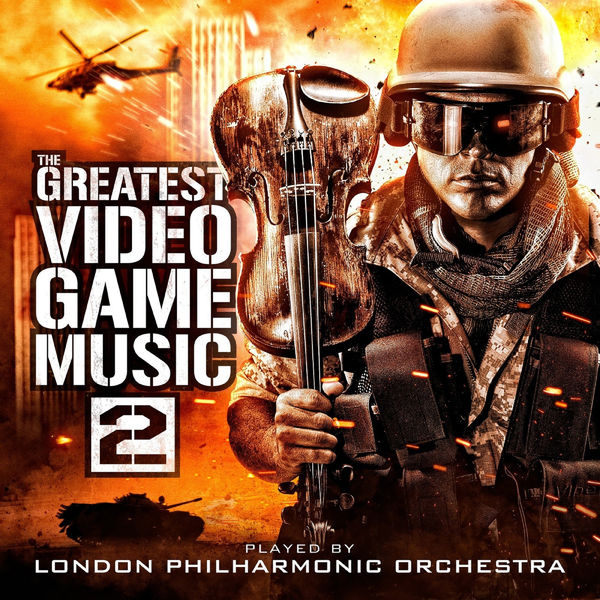 London Philharmonic Orchestra - The Greatest Video Game Music 2