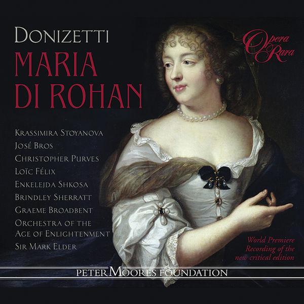 Krassimira Stoyanova - Donizetti: Maria di Rohan