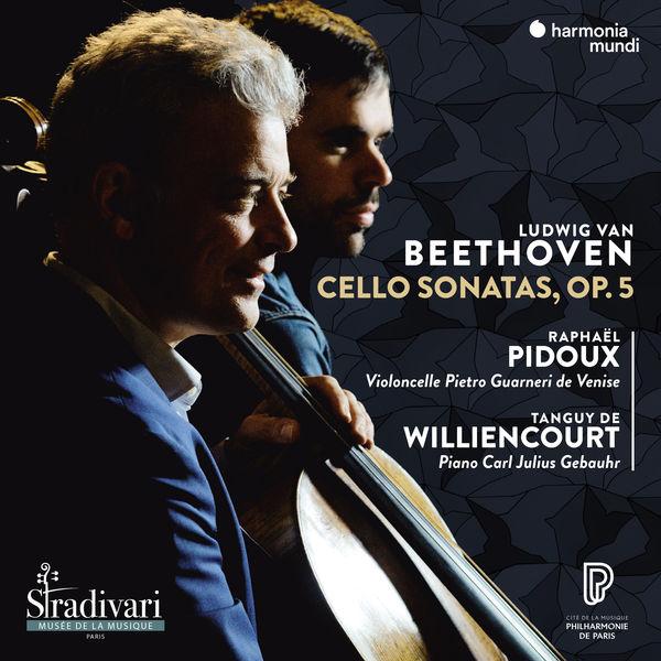 Tanguy de Williencourt - Beethoven: Cello Sonatas, Op. 5
