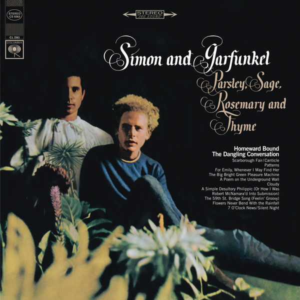 Simon & Garfunkel Parsley, Sage, Rosemary And Thyme