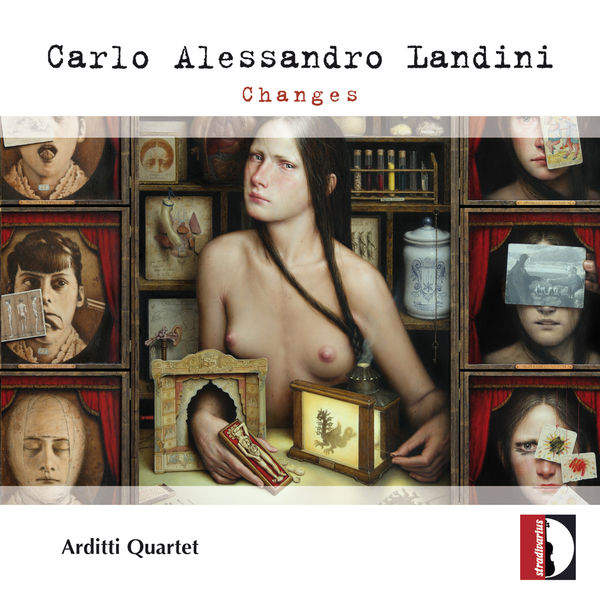 Arditti Quartet - Carlo Alessandro Landini : Changes (Live)