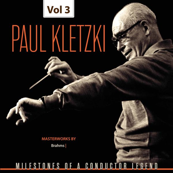 Orchestre National de France - Milestones of a Conductor Legend: Paul Kletzki, Vol. 3 (Live)