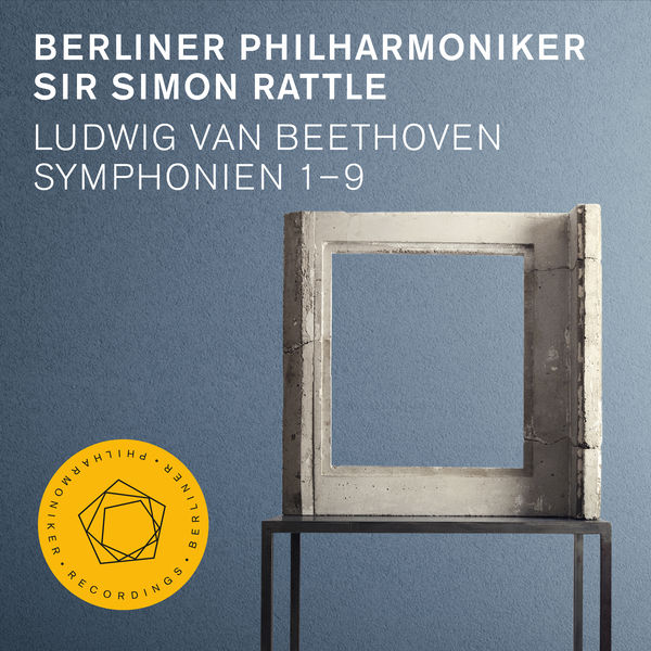 Sir Simon Rattle - Beethoven: Symphonies Nos. 1 - 9