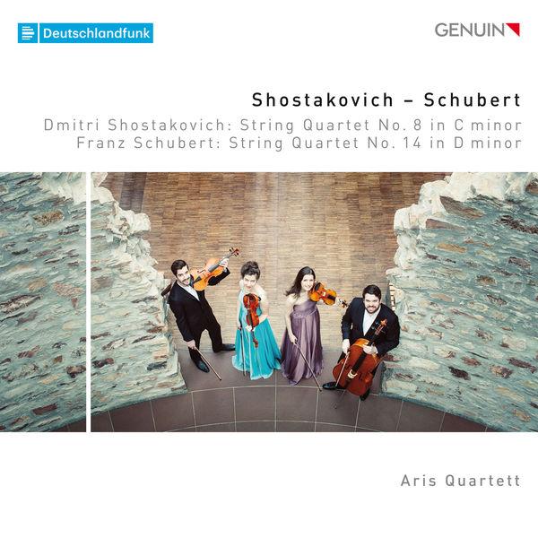 Aris Quartett - Shostakovich & Schubert: String Quartets
