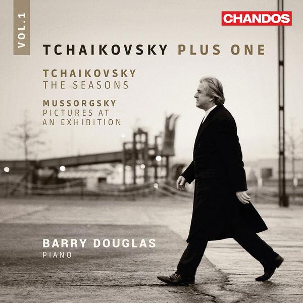 Barry Douglas - Tchaikovsky Plus One, Vol. 1 (& Mussorgsky)