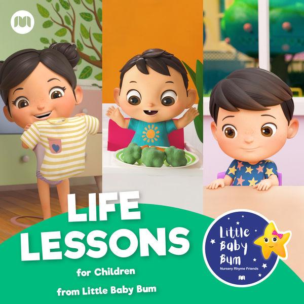 Little Baby Bum Nursery Rhyme Friends - Life Lessons for Children from LittleBabyBum
