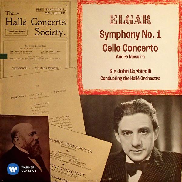 Sir John Barbirolli - Elgar: Symphony No. 1, Op. 55 & Cello Concerto, Op. 85