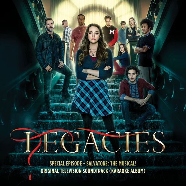 Salvatore Musical Band - Legacies Special Episode - Salvatore: The Musical! (Original Television Soundtrack) [Karaoke Album]