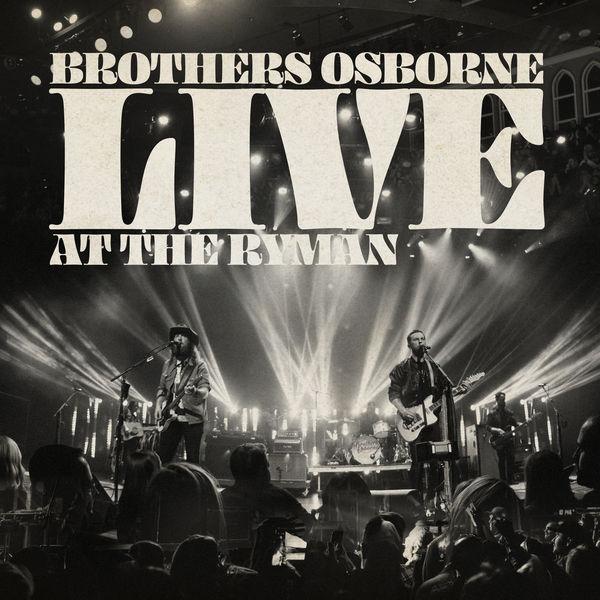 Osborne Brothers - Live At The Ryman