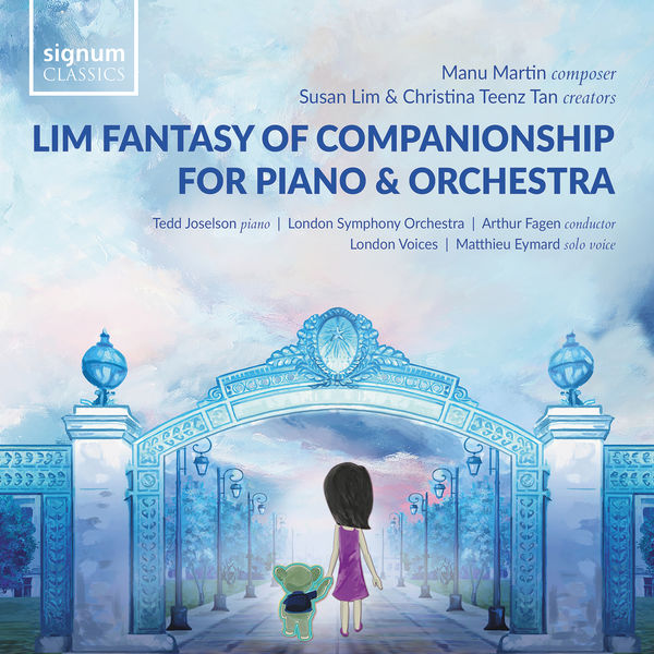 London Symphony Orchestra Lim Fantasy of Companionship for Piano and Orchestra