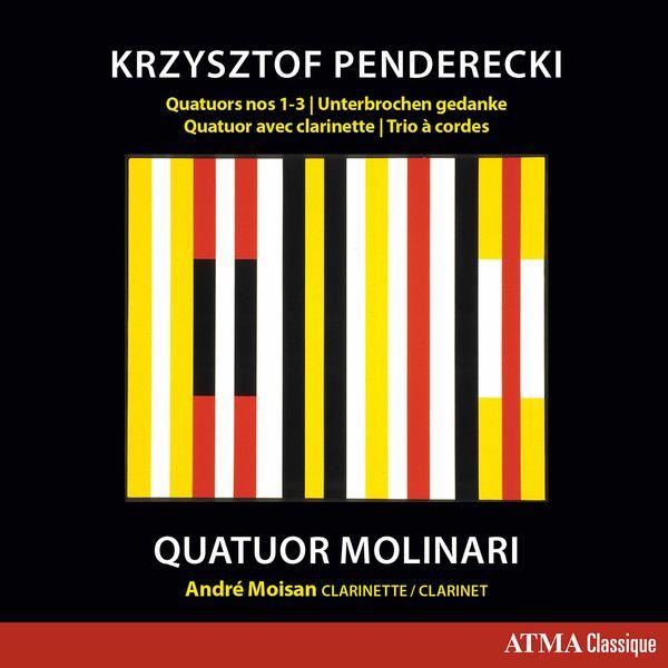 Quatuor Molinari - Penderecki: Chamber Works