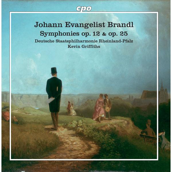 Staatsphilharmonie Rheinland-Pfalz - Brandl: Symphonies, Opp. 25 & 12