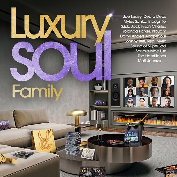 Various Interprets Luxury Soul Family 2021