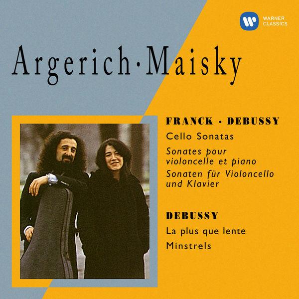 Mischa Maisky - Franck & Debussy: Cello Sonatas