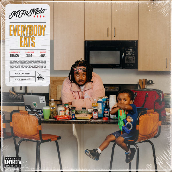 MfnMelo - Everybody Eats