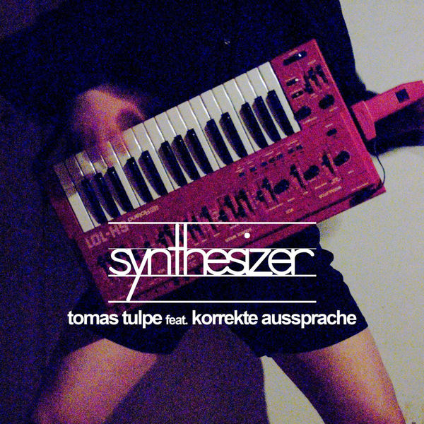 Tomas Tulpe - Synthesizer